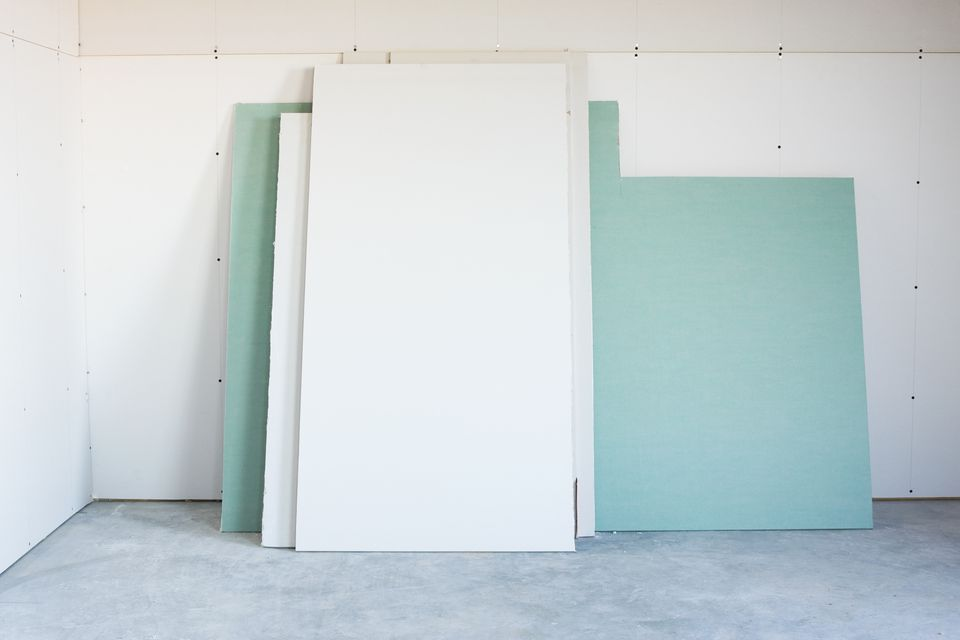 Regular Product Gypsum Board : What is greenboard drywall