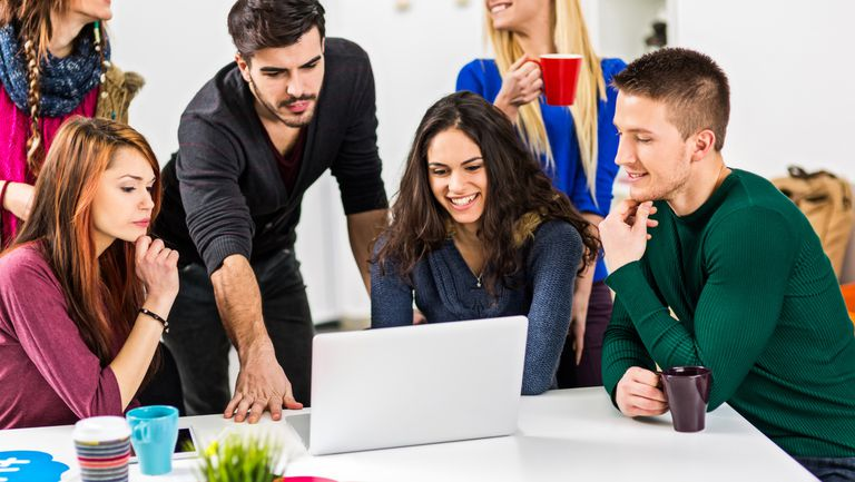 Millennial employees discuss career success with their current employer.