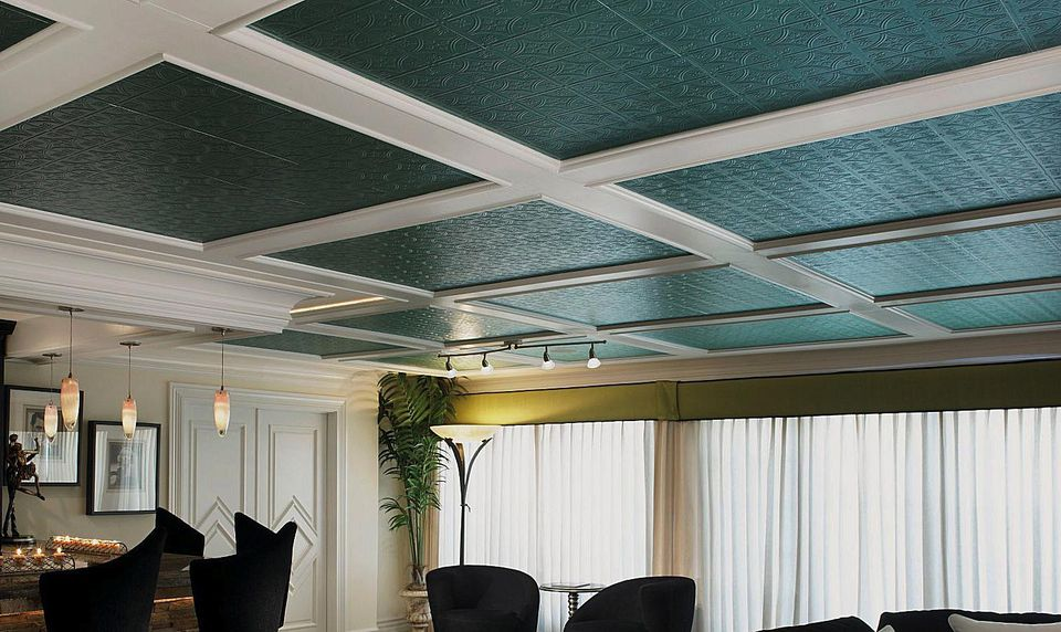 Painted ceiling ideas What kind of paint to use on ceiling