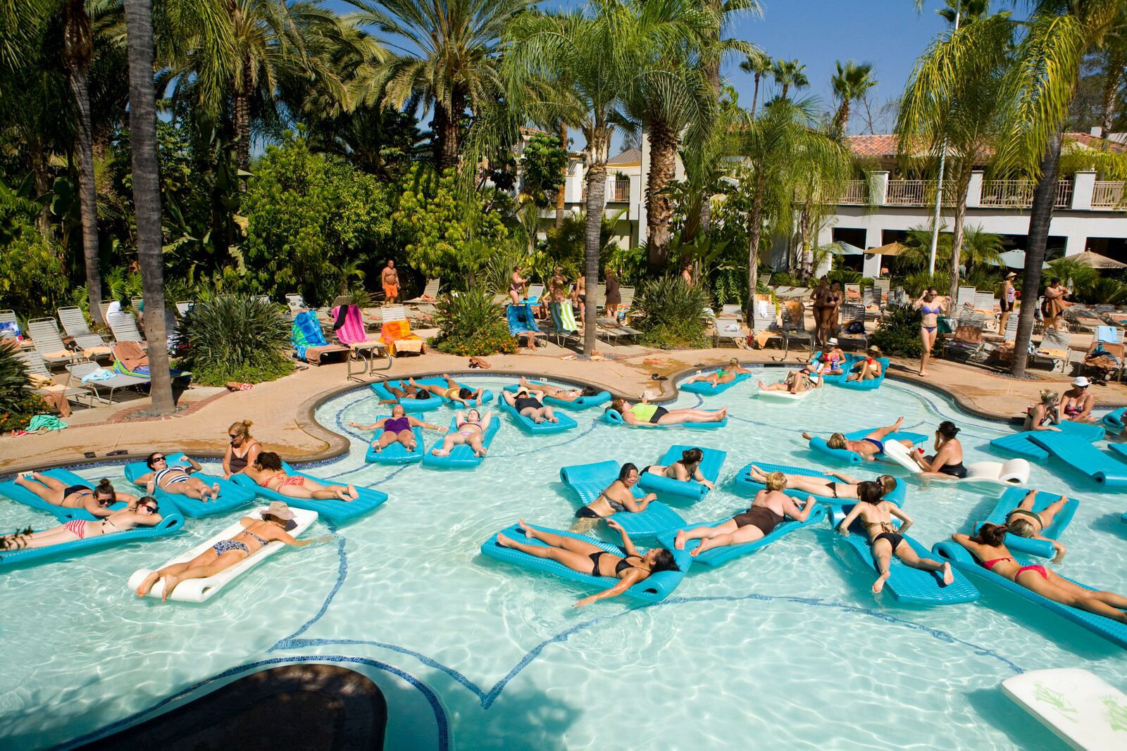 Glen Ivy Hot Springs Visitors Guide And Photo Tour