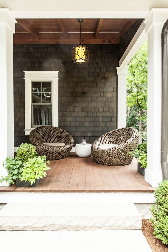 5 Amazing Ways To Style Your Front Porch