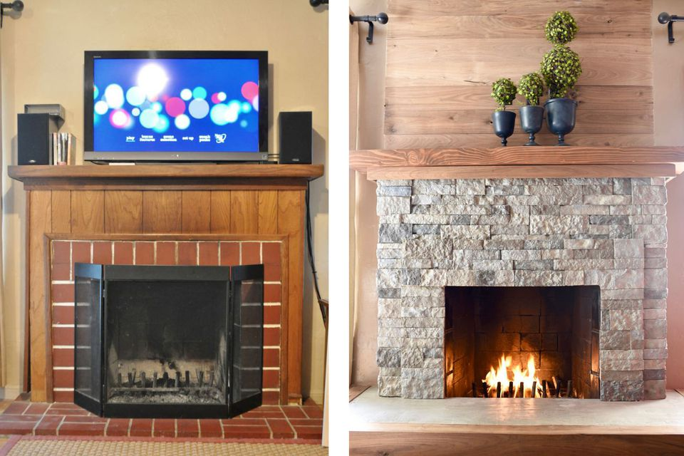 Beautifully Tiled Fireplaces