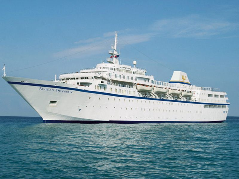 Voyages To Antiquity Aegean Odyssey Cruise Ship Tour