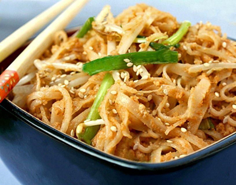 Gluten-Free Thai Peanut Noodles Recipe-9855