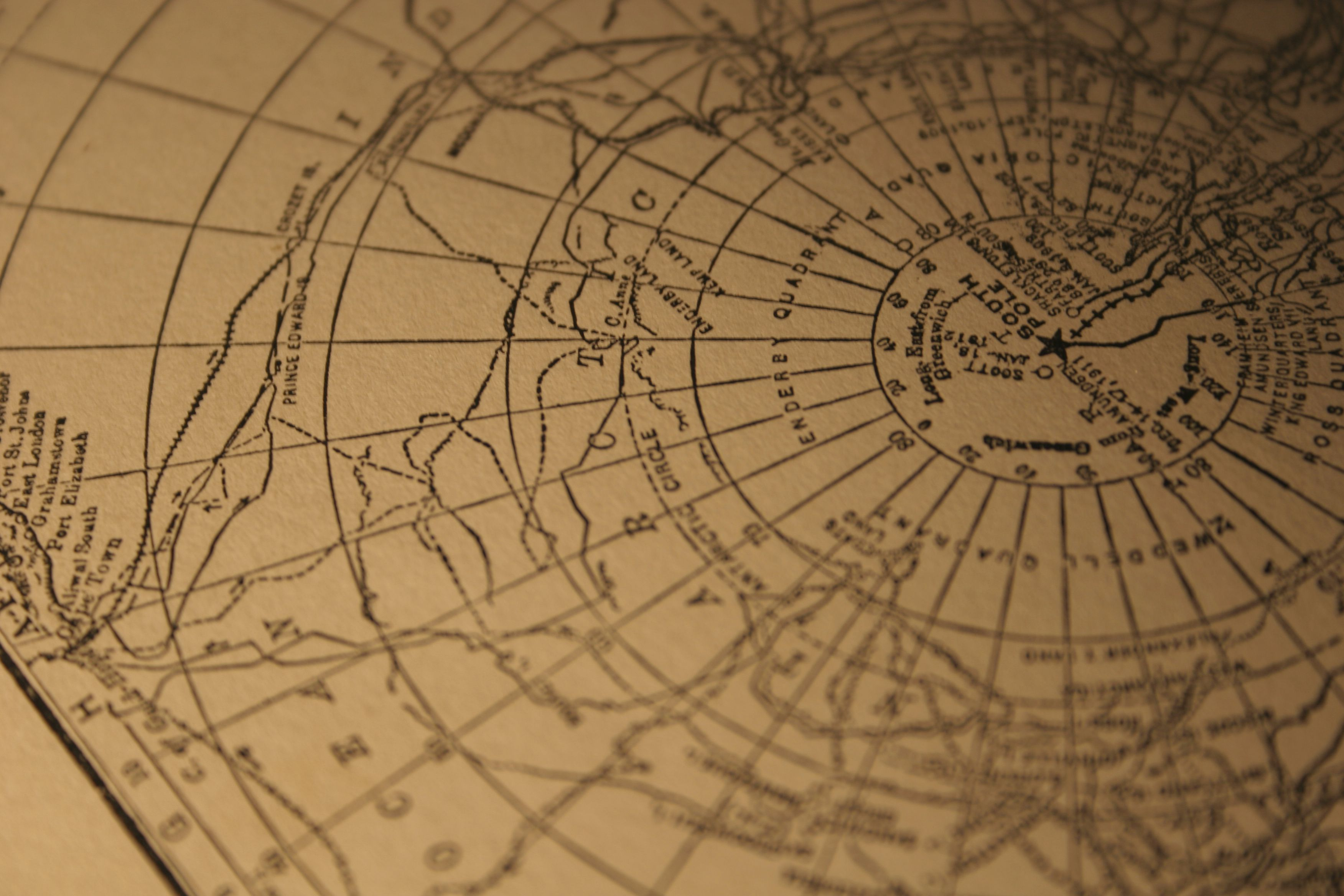 The Equator And Tropics Important Lines Of Latitude - Map of egypt latitude and longitude