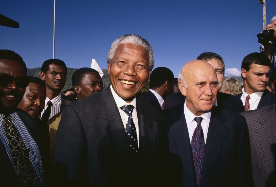 Four South African Destinations With a Connection to Nelson Mandela
