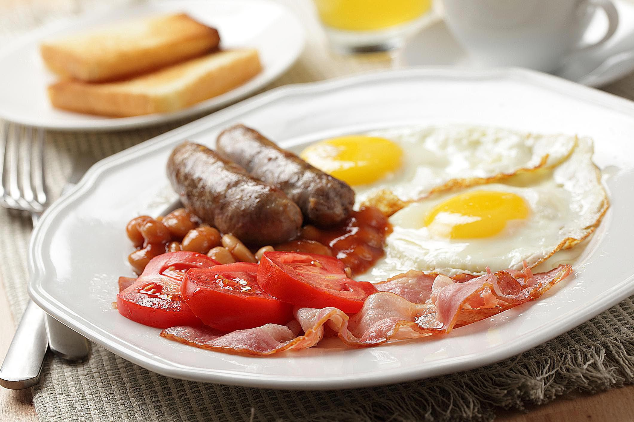 What Is A Full English Breakfast