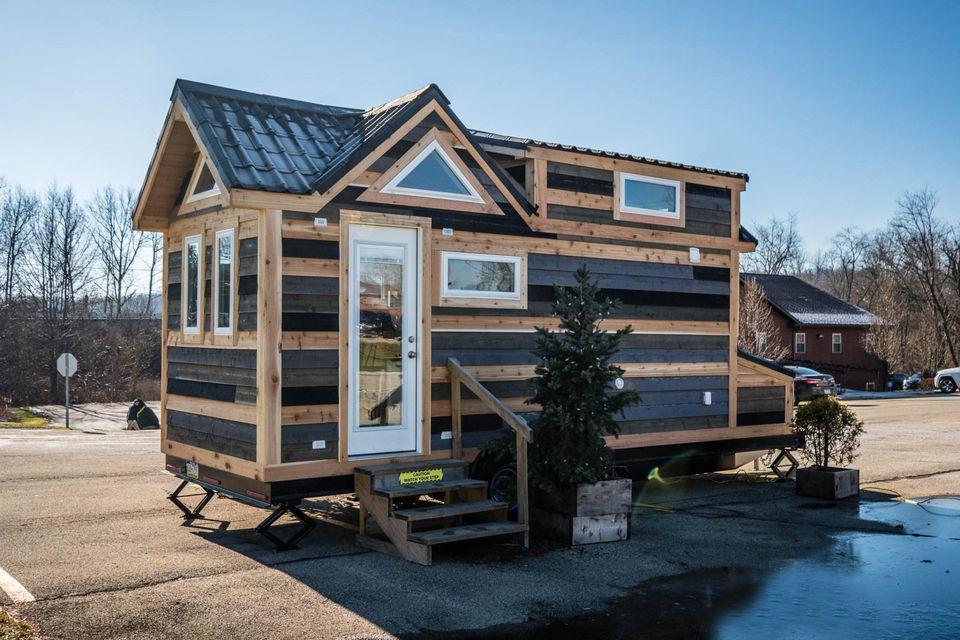 tiny house log cabin. 84 Lumber Tiny House Log Cabin