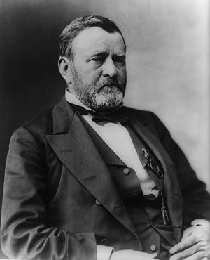 Ulysses S Grant, Seventeenth President of the United States