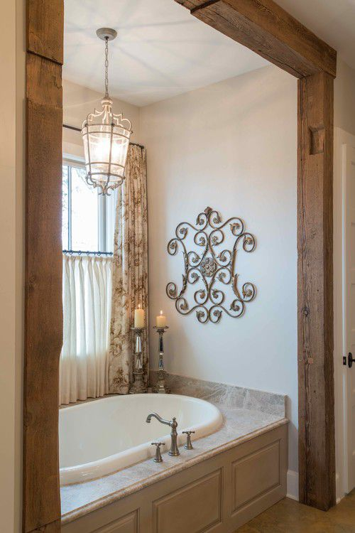 French Country Bathroom Design Hgtv Pictures Ideas: 19 Inspiring French Country Bathrooms