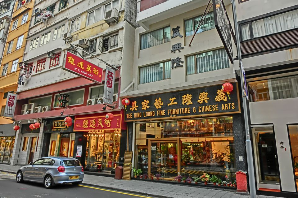 5 best areas to find shops in hong kong for Shopping in cina