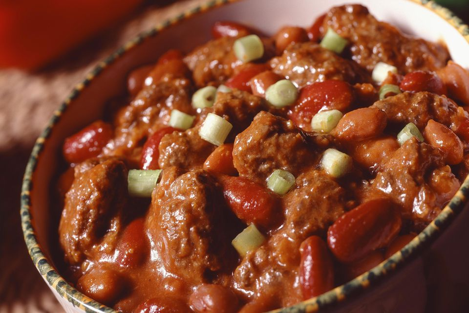 Meaty Chili