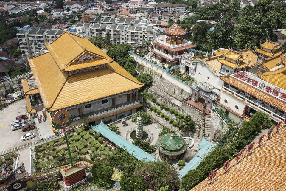Kek Lok Si temple, George Town, Penang, Malaysia