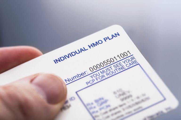 Health insurance card