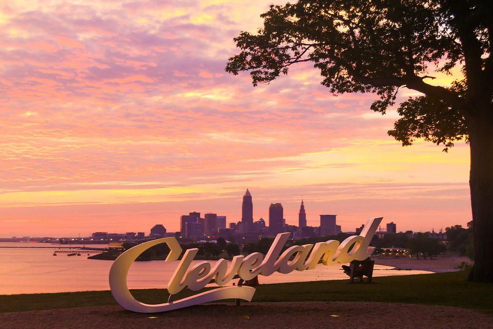Cleveland Edgewater Park